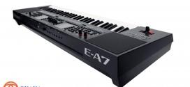 Trở thành nhạc công chuyên nghiệp với đàn Organ Roland E-A7