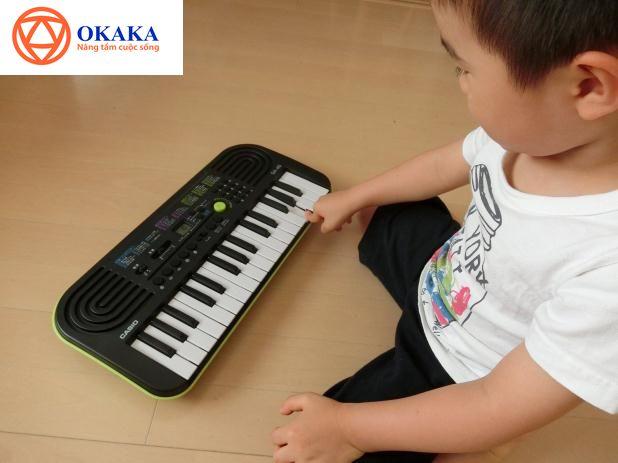Âm nhạc có vai trò quan trọng trong quá trình phát triển và hoàn thiện nhân cách của trẻ. Nhất là đối với trẻ tự kỷ thì lợi ích của âm nhạc còn có ý nghĩa