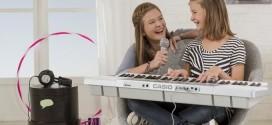 Đàn organ phím sáng Casio LK cho giáo viên mầm non và tiểu học