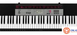 Đàn organ Casio CTK-1500 cho buổi học nhạc thêm phần sôi động