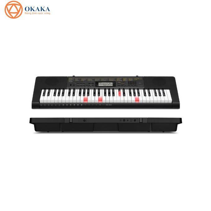 Với các tính năng mới hấp dẫn được tích hợp trong đàn organ phím sáng Casio LK-265, từ nay bạn không còn phải lo lắng việc khơi dậy hứng thú âm nhạc cho bé.