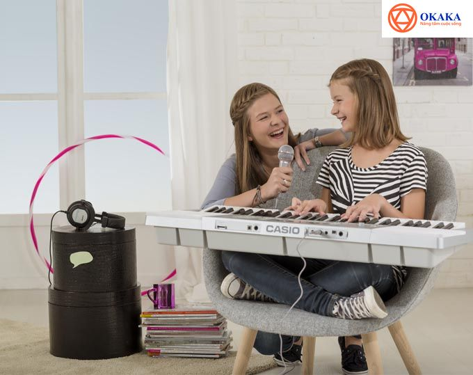 Tại TPHCM có rất nhiều cửa hàng mua bán đàn organ Casio nhưng chính sự đa dạng này lại khiến khách hàng vô cùng lo lắng vì không biết mua đàn organ Casio..