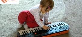 Review đàn organ cho bé: Casio SA-76